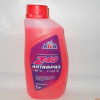Антифриз AGA красный 1кг