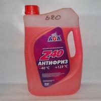 Антифриз AGA красный 5кг