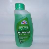 Антифриз AGA Зеленый 1кг